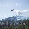 GW10955-50 = Canadair amphibious forest firefighting aircraft in operation at Paguera, Mallorca, Balearic Islands, Spain.