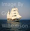 "Tall Ship ""Palinaura"" sailing south of Mallorca,"